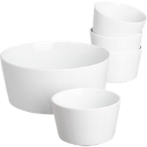 5-piece vortex bowl set