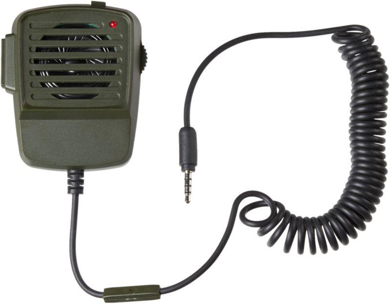 walkie talkie handset