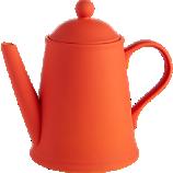 wayne orange teapot