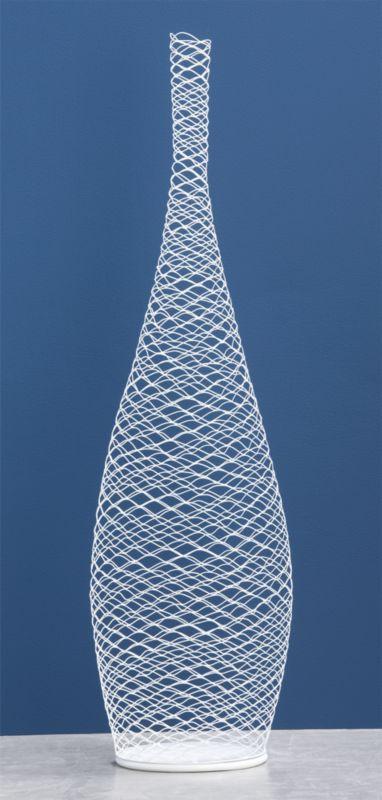 wire large vase
