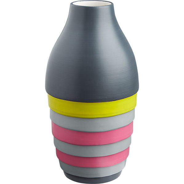 xystum color block vase