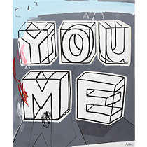 you me print