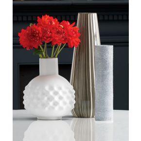Beaker Glass Tube 8 Quot Wall Vase Cb2