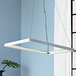 SAIC lateral pendant light