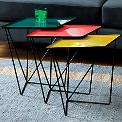 SAIC paradox nesting tables set of three