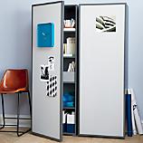 SAIC pinup storage cabinet