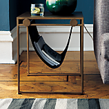 SAIC sling nightstand-side table