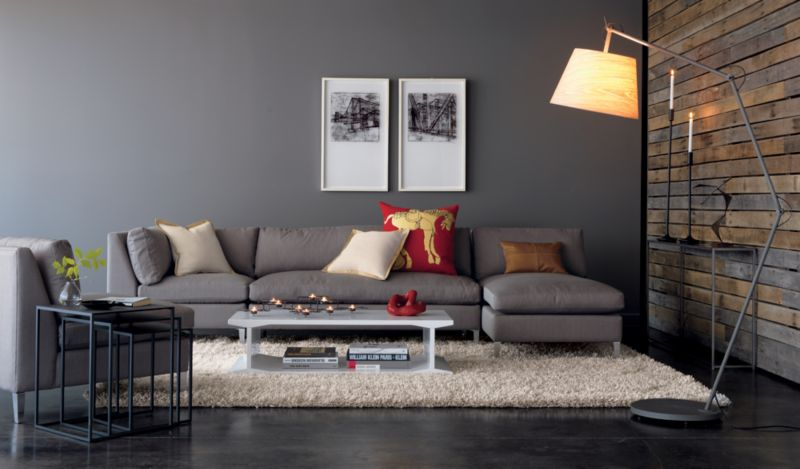 cielo shadow sectional pieces
