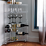 SAIC tonic bar cart